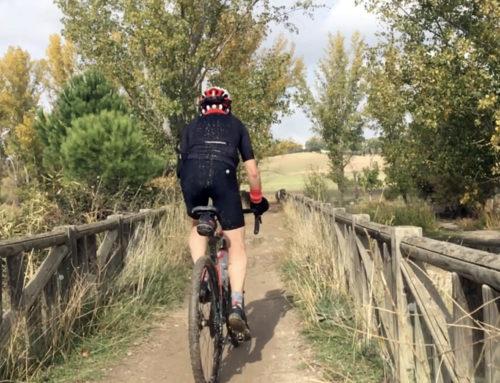 Mañana de barro y ciclocross