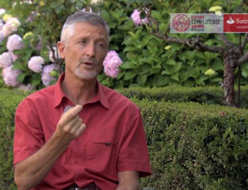 Entrevista – CURSOS DE VERANO DEL ESCORIAL