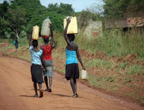 El agua es una bomba de relojería para 2.100 millones de personas