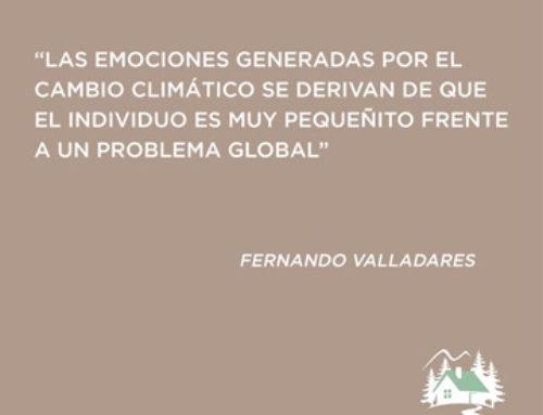 Ante la crisis ambiental, como ante cualquier crisis, hay que hablar