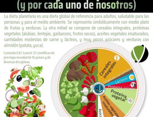 A dieta por el planeta (y por cada uno de nosotros)